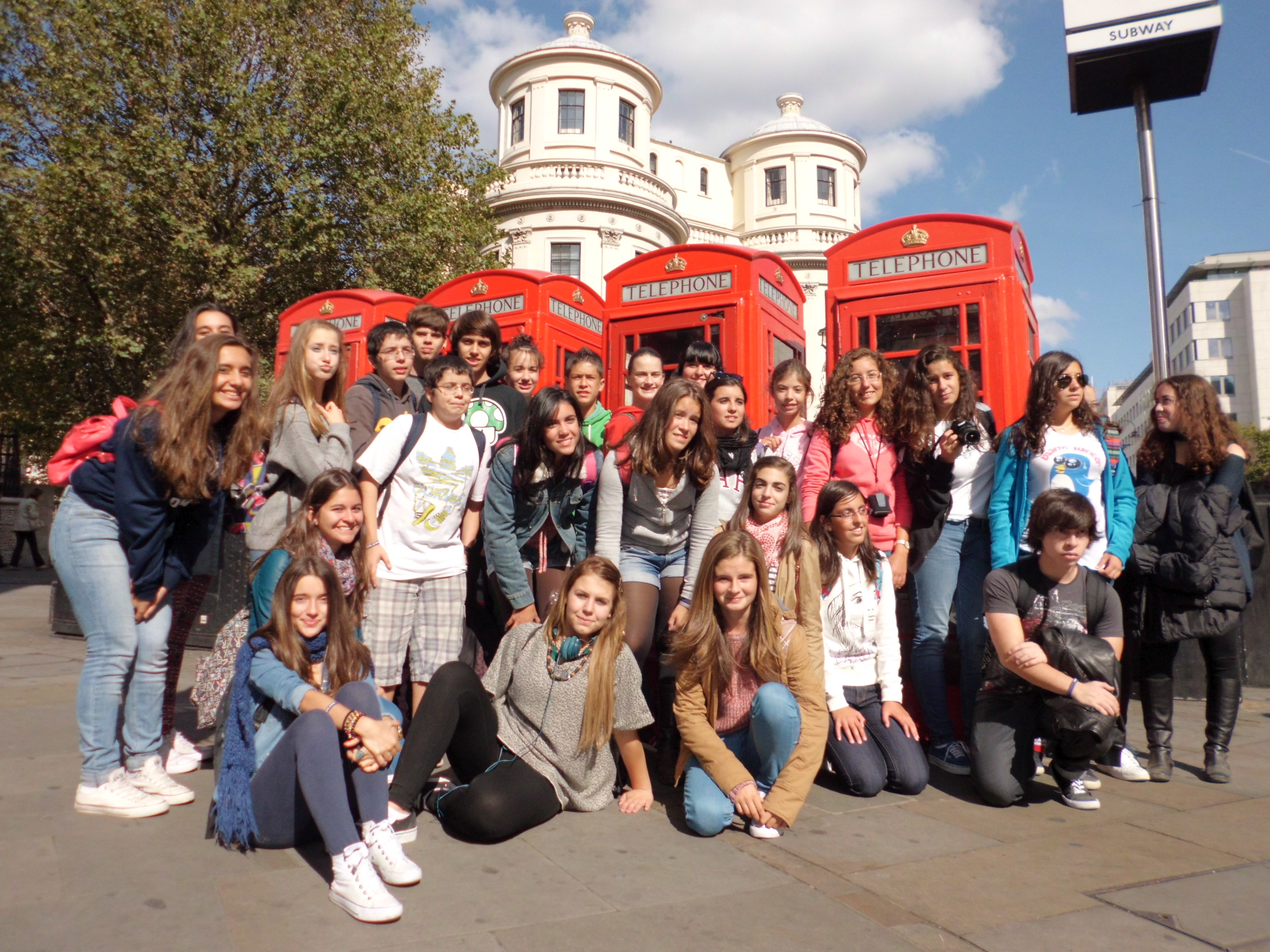 escuelas de ingles en london:
