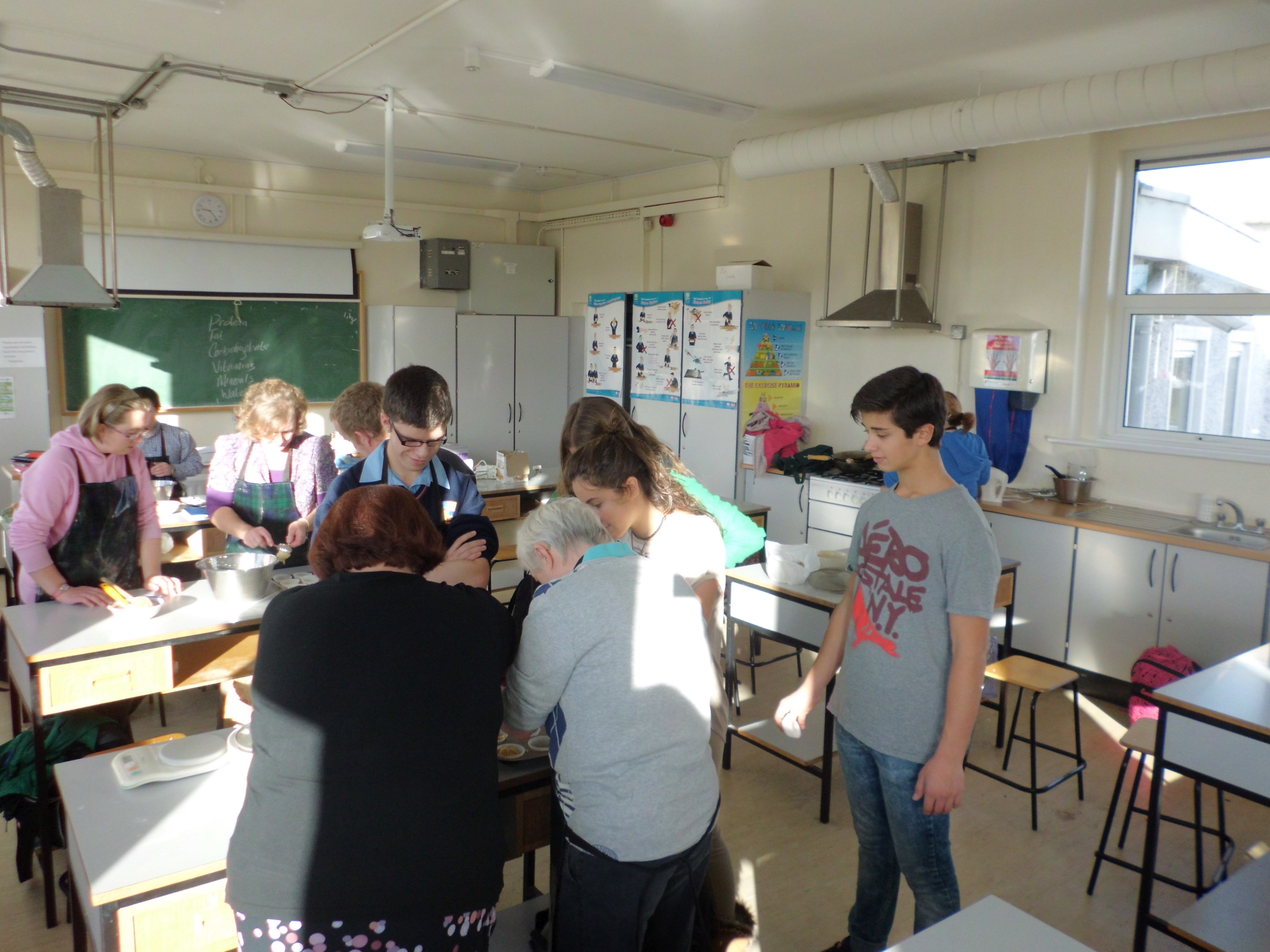 Colegios en bagenalstown blog vigo en ingles - Cocina con clase ...